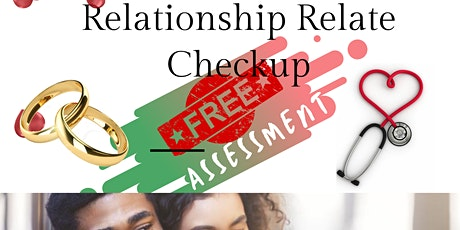 RELATIONSHIP RELATE CHECK-UP tickets