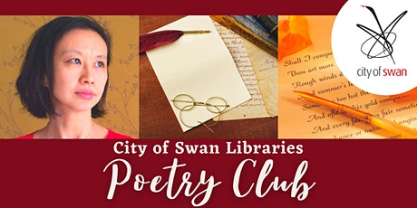 Poetry Club: Writing from the World with Emily Sun (Beechboro) tickets