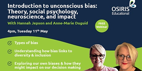 Introduction to unconscious bias: Theory, social psychology, neuroscience, tickets