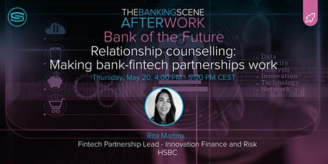 The Banking Scene Afterwork May 20 tickets