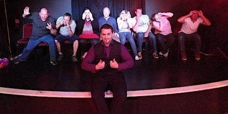 Grant Saunders Comedy Hypnotist tickets