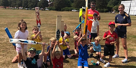 GoCricket  July  26th - 29th Camp at Cranleigh Cricket Club tickets