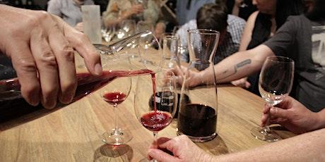 Wild Fire Wines Degustation Dinner tickets
