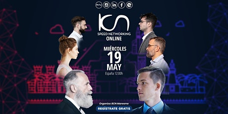 KCN Maresme Speed Networking Online 19May entradas