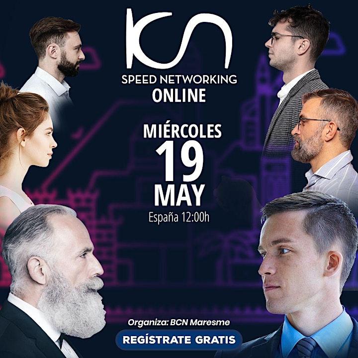 Imagen de KCN Maresme Speed Networking Online 19May