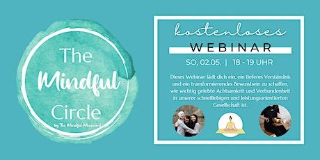 Kostenloses The Mindful Circle Webinar - Körperwahrnehmung Tickets