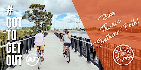 Southern Path opening ride & Get Social after tickets