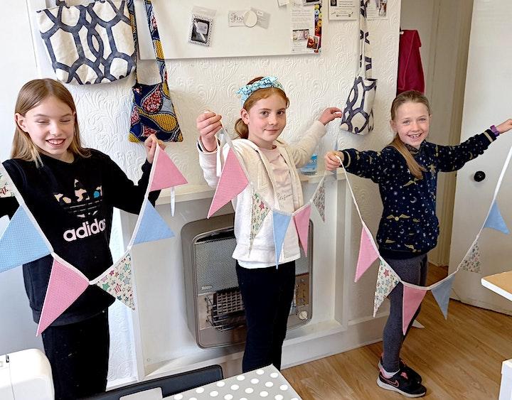 HALF TERM CHILDREN'S  SEWING CLUB image