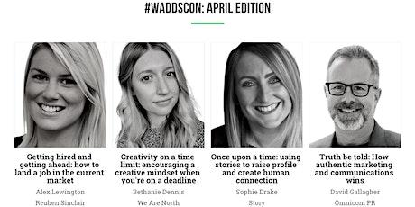 WaddsCon: April edition biglietti