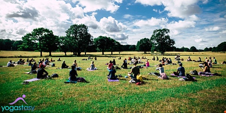 Yoga is Ecstasy (Outdoor Yoga & Ecstatic Dance) tickets