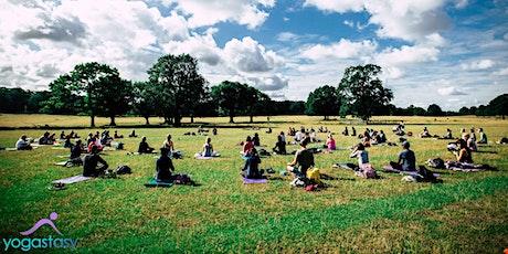 Yoga is Ecstasy (Outdoor Yoga & Ecstatic Dance) tickets