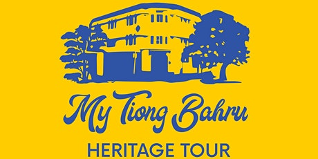 My Tiong Bahru Heritage Tour [English] (2 May 2021, 10am) tickets