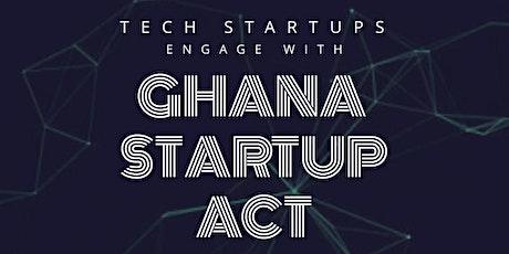 Tech Startups Consultative Workshop tickets