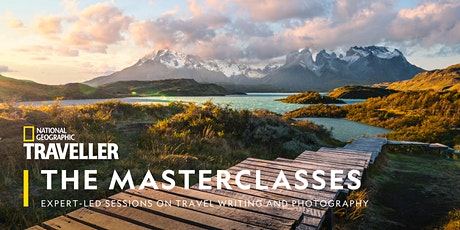 National Geographic Traveller: The Masterclasses online - Recordings tickets