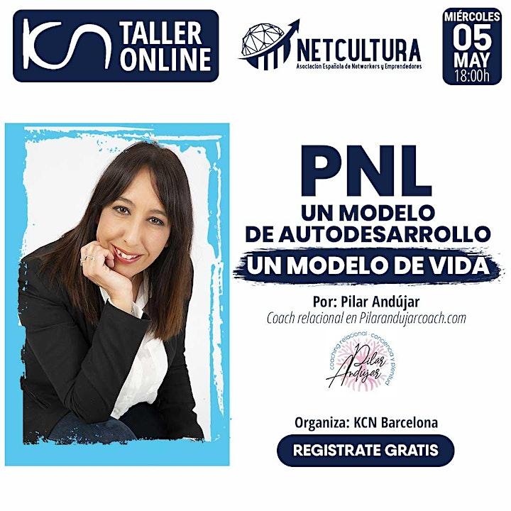 Imagen de Taller Online PNL Un modelo de autodesarrollo 5May