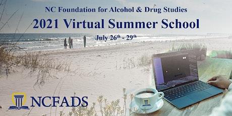 NCFADS Virtual Summer School 2021 Sponsor Registration tickets