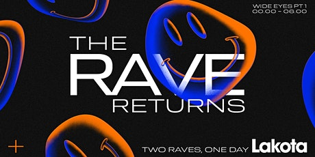 The Rave Returns (Part 1) Drum and Bass Special billets