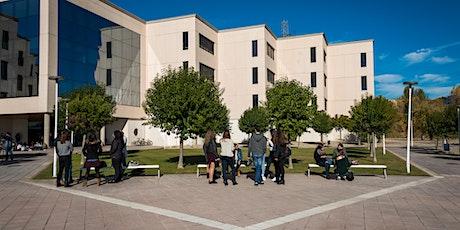 Jornada virtual de Puertas abiertas Escuelas Universitarias Gimbernat tickets