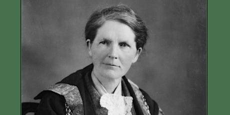 Four Pioneering Norwich Women: Mabel Clarkson (1875-1950) tickets