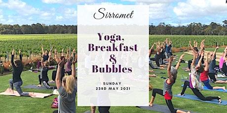 Yoga, Breakfast & Bubbles tickets