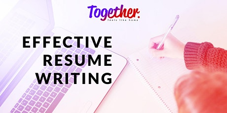 Effective Resume writing tickets