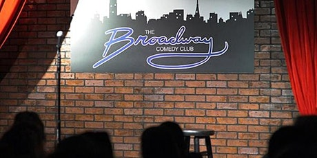 ALL STAR STAND UP COMEDY at Broadway Comedy Club - NYC Best Comedy Club tickets