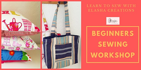 Beginners Sewing Course - 2 day time Workshop..8th & 15th June tickets