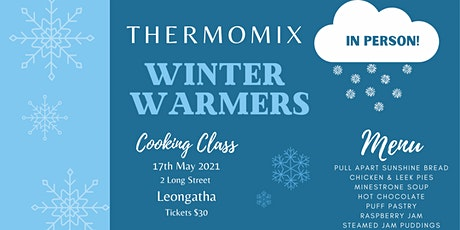 Cooking With Thermomix - Winter Warmers - Leongatha tickets