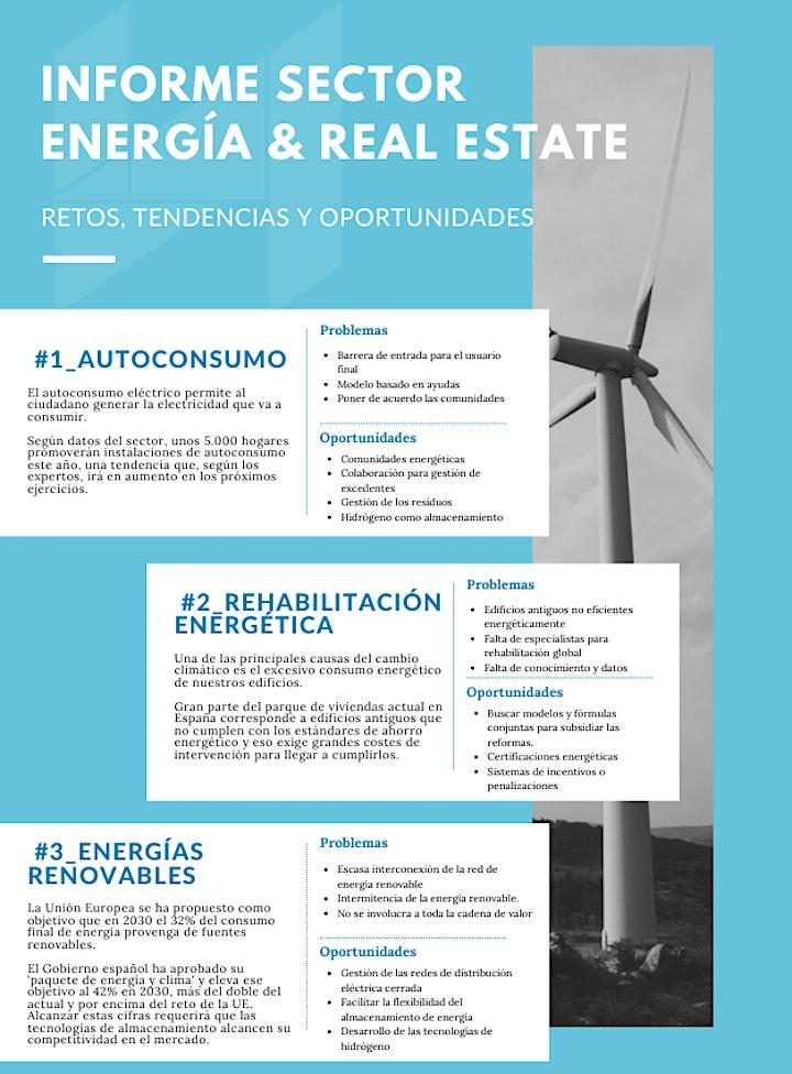 Imagen de Presentación: Informe Sector Energía & Real Estate