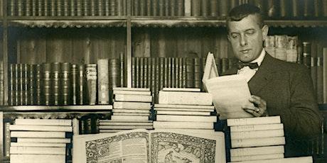 William Morris and the Kelmscott Press tickets