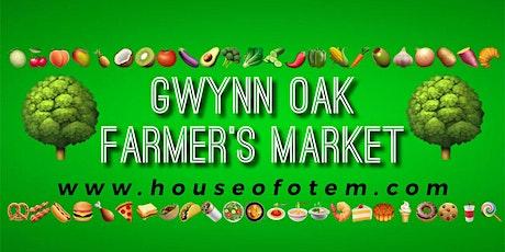 Gwynn Oak Farmer's Market tickets