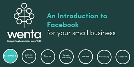 Introduction to Facebook for Business tickets