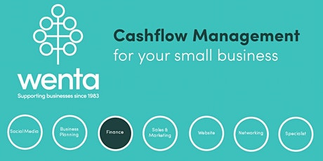 Cashflow Management For Your Small Business: Online Bootcamp biljetter