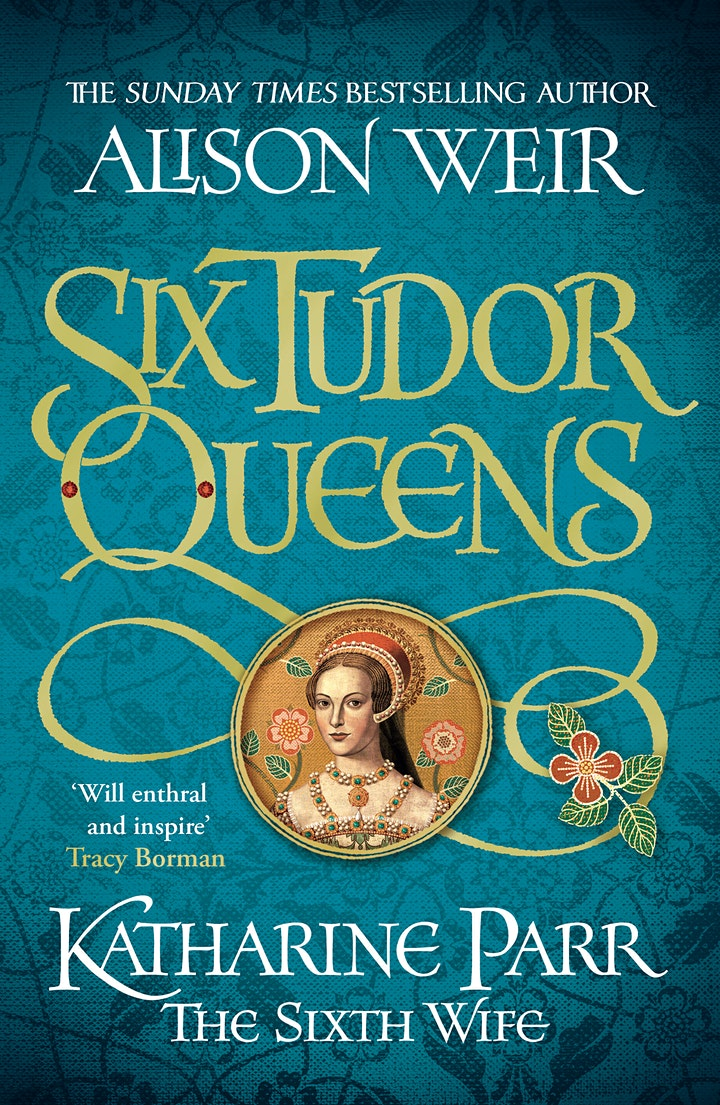 Queens of Historical Fiction: An evening with Alison Weir & Barbara Erskine image
