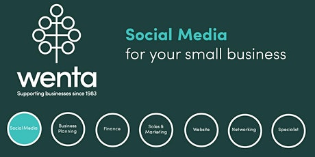 Social media for your small business: Webinar tickets