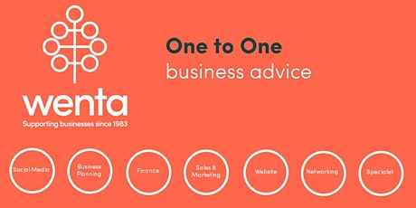 Small Business Advice Telephone Appointment tickets