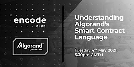 Understanding Algorand's Smart Contract Language tickets