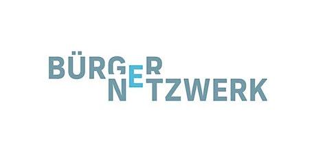 Bürger:innen Jourfix - Monatliches Update der Regionen Tickets
