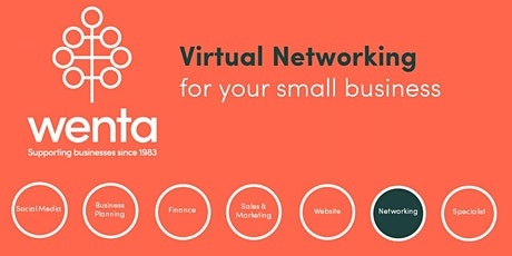 Virtual Networking Event with Business Support Q&A tickets