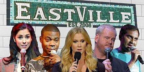 Prime-Time Comedy, Featuring NYC's best comedians at EastVille Comedy Club tickets