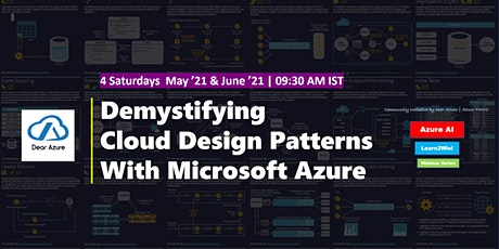Demystifying Cloud Design Patterns with Microsoft Azure  - Learn2Win Series tickets