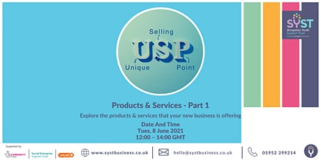 Products & Services - Part 1 tickets