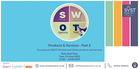 Products & Services - Part 2 tickets