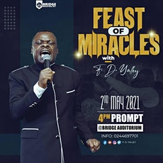Feast of Miracles tickets