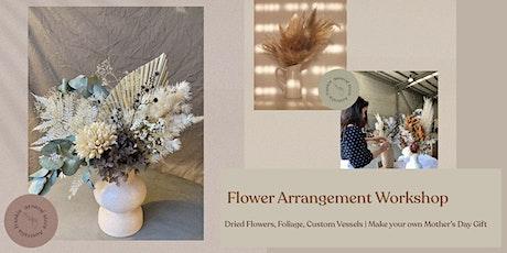 DIY Mother's  Day Present: Floral Arrangement Workshop in  Paddington tickets
