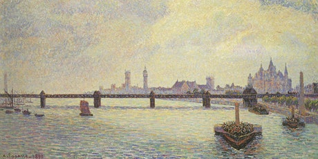 Virtual Tour -Footsteps of the Impressionists -  The Thames in London tickets