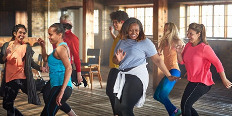 Free Online Cardio Dance Class tickets