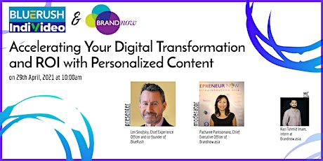 Accelerating Digital Transformation with Personalized Dynamic Content tickets