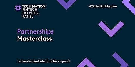Fintech Pledge Partnership Masterclass with Natwest tickets