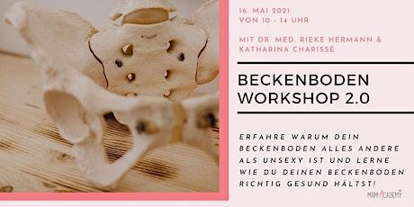 Beckenboden Workshop 2.0 ingressos